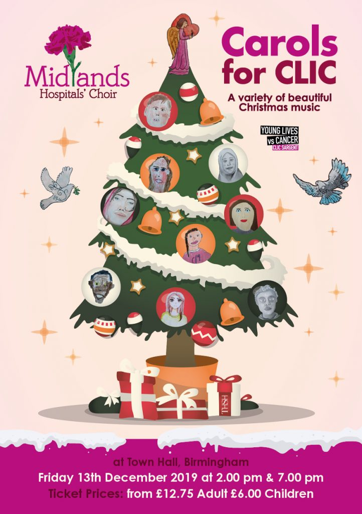 2019 Christmas Music.Concerts The Midlands Hospitals Choir